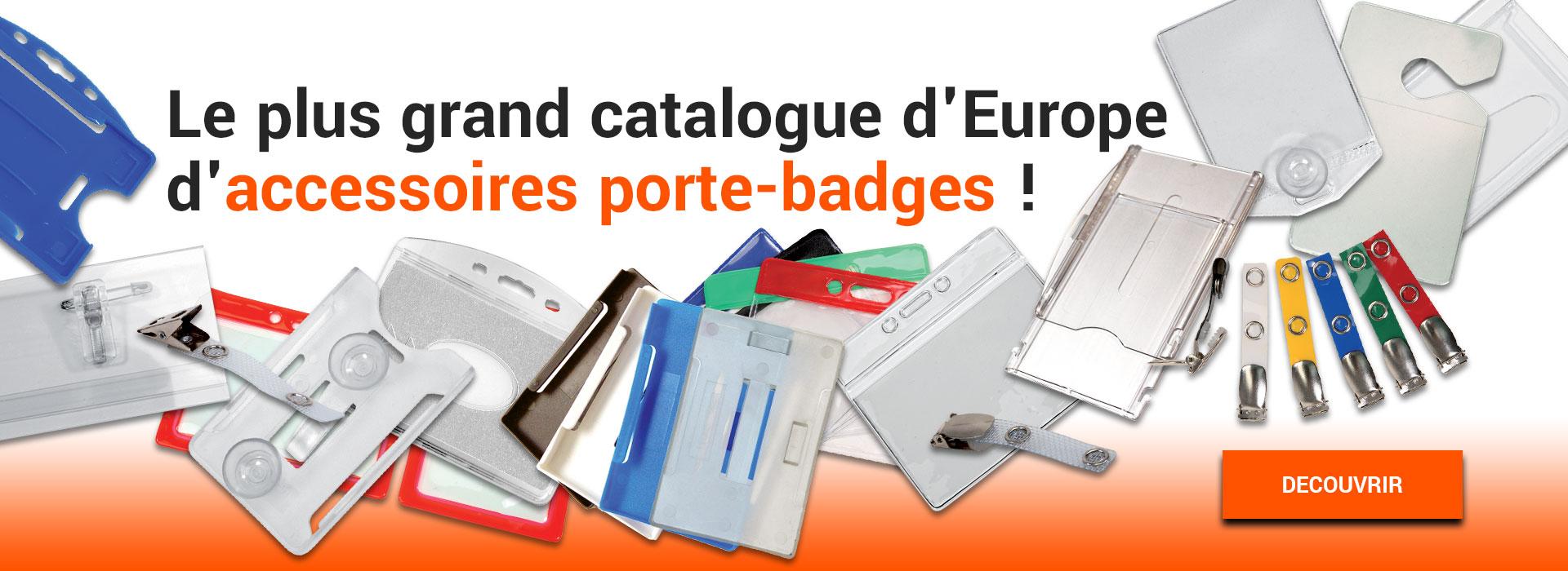 accessoires porte badge