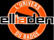 elliaden, l'univers du badge
